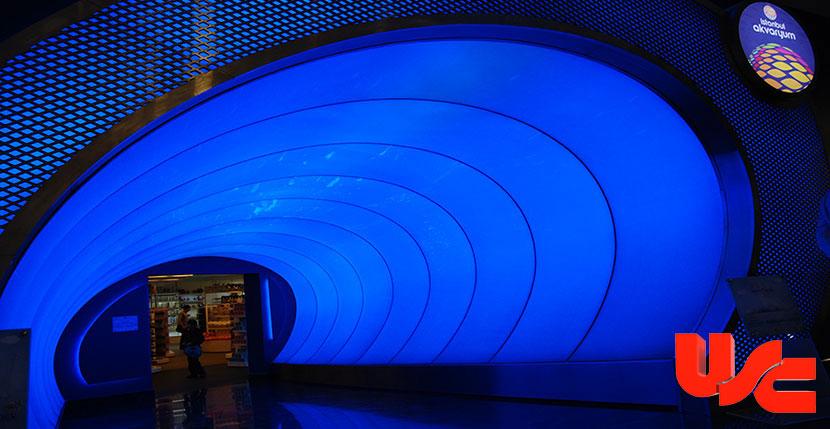 Dünyada Bir ilk! 3 Boyutlu Gergi Tünel Uygulaması